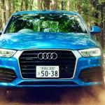 新型Audi(アウディ)のQ3を試乗でアウディオリジナルレーザーマウスが貰える!