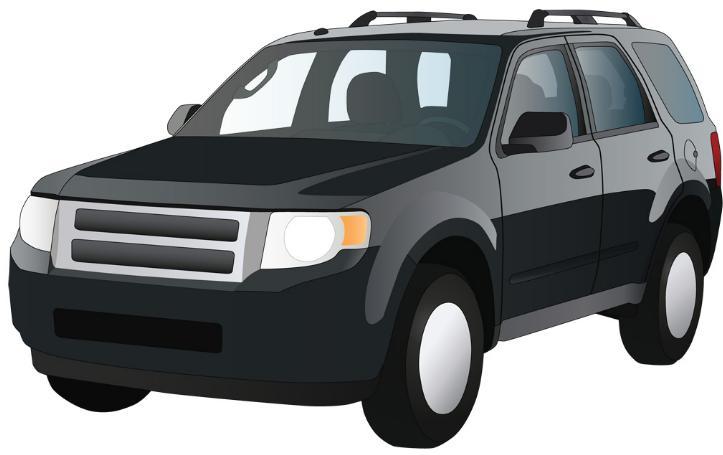 SUV人気車種